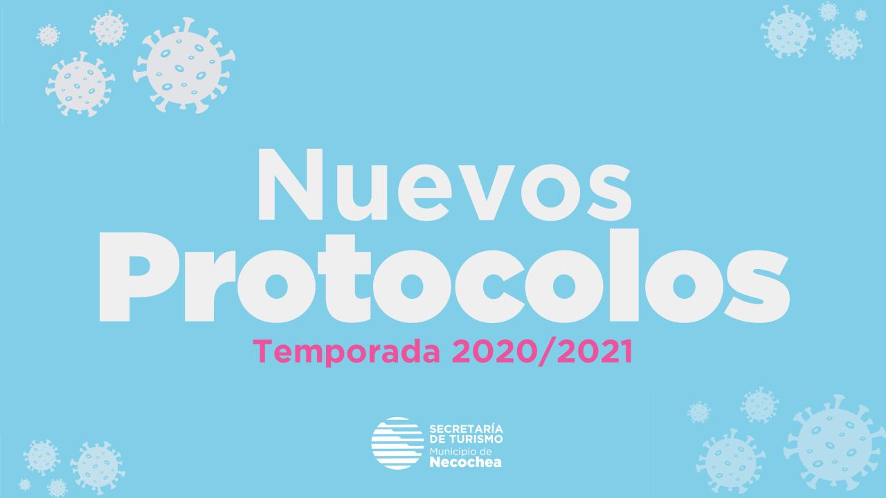 Protocolos Temporada 2020/2021.